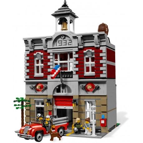 LEGO EXCLUSIVO CITY - Fire Brigade - (2231 pcs.) - Descontinuado