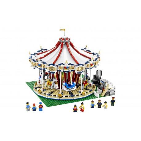 LEGO EXCLUSIVO CREATOR - Gran Carrusel (3263 pcs.) - Descontinuado