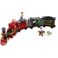 LEGO TOY STORY - Perseguição no Comboio do Oeste - Descontinuado
