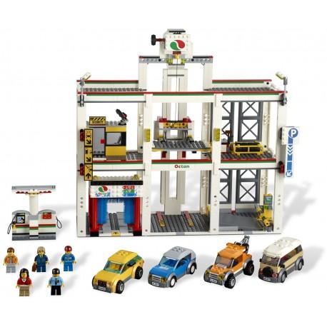 LEGO EXCLUSIVO CITY - Garagem urbana - Descontinuado