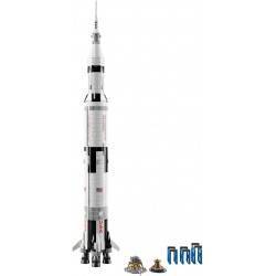 LEGO Semi-Exclusivo IDEAS - NASA Apollo Saturno V (1969pcs) 2017