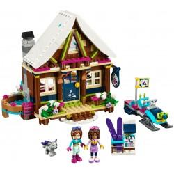 LEGO Friends - Chalé da Estação de Esqui (402pcs) 2017