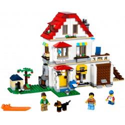 LEGO Creator - A Vila da Família (728pcs) 2017