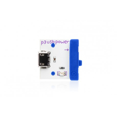LittleBits - USB - Power