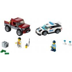 LEGO CITY - Perseguição policial (184 pcs.) 2016