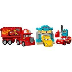 LEGO Duplo Cars - Flo´s Café (28pcs) 2017
