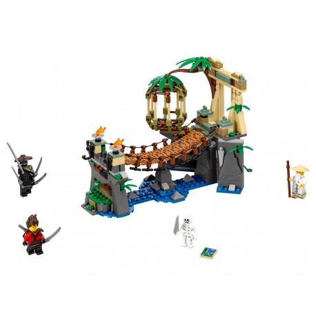 LEGO Ninjago - Master Falls 70608