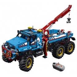 LEGO Technic - 6x6 All Terrain Tow Truck (1862pcs) 2017