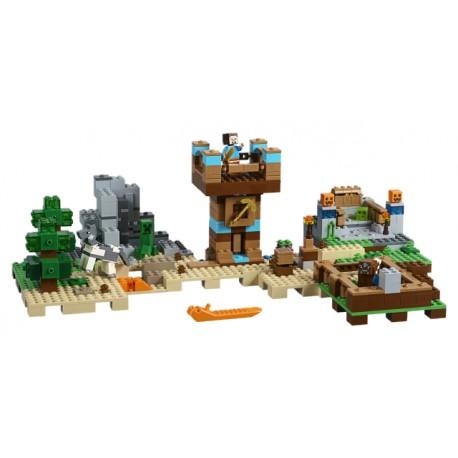 LEGO Minecraft - The Crafting Box 2.0 (717pcs) 2017