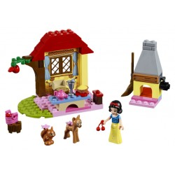 LEGO Juniors - Snow White's Forest Cottage (67pcs) 2017