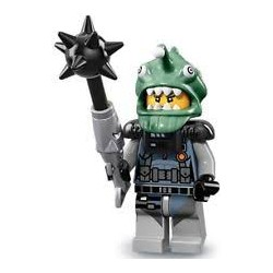 "LEGO Minifigure - Ninjago Movie ""Shark Army Angler"""