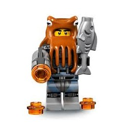 "LEGO Minifigure - Ninjago Movie ""Shark Army Octopus"""