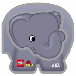 "LEGO DUPLO - Livro ""Elefante"""