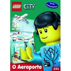 "LEGO CITY - Livro ""O Aeroporto"" c/actividades"
