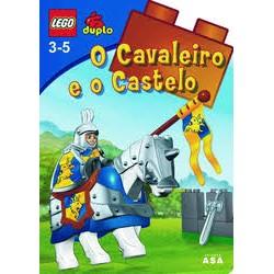 """LEGO DUPLO - Livro """"O Cavaleiro e o Castelo"""" c/actividades"""