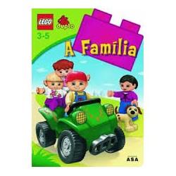 "LEGO DUPLO - Livro ""A Família"" c/actividades"