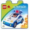 """LEGO DUPLO - Livro """"As Profissões"""""""
