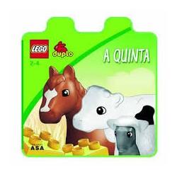"LEGO DUPLO - Livro ""A Quinta"""