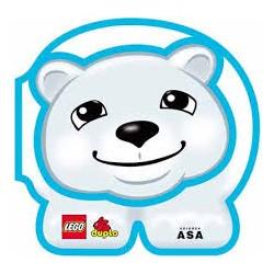 "LEGO DUPLO - Livro ""Urso Polar"""