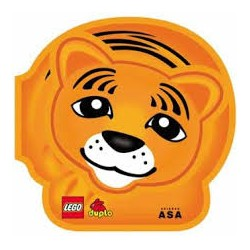 "LEGO DUPLO - Livro ""Tigre"""