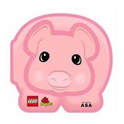 """LEGO DUPLO - Livro """"Porquinho"""""""