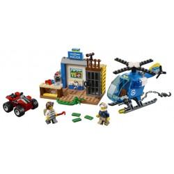 LEGO Juniors - Perseguição Policial na Montanha (115pcs) 2018