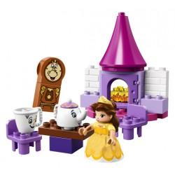 LEGO DUPLO Princess - A Festa de Chá da Bela (19pcs) 2018