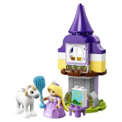 LEGO DUPLO Princess - A Torre de Rapunzel (37pcs) 2018