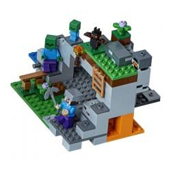 LEGO Minecraft - A Caverna do Zombie (241pcs) 2018