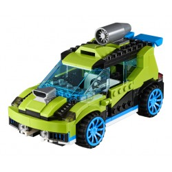 LEGO Creator - O Carro Foguete de Rali (241pcs) 2018