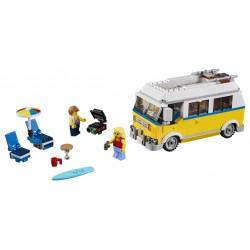 LEGO Creator - Sunshine a Carrinha de Surfista (379pcs) 2018