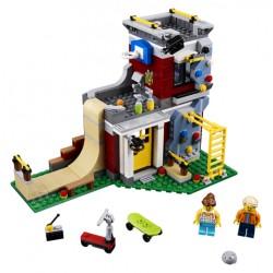 LEGO Creator - Casa de Skate Modular (422pcs) 2018