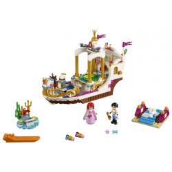 LEGO Disney Princess - Barco da Celebração Real da Ariel (380pcs) 2018