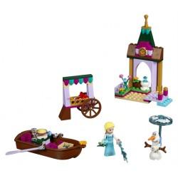 LEGO Disney Princess - A Aventura da Elsa no Mercado (125pcs) 2018