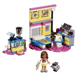 LEGO Friends - O Quarto Luxuoso da Olivia (163pcs) 2018