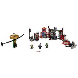 LEGO Ninjago - Quartel-General dos Filhos de Garmadon (530pcs) 2018