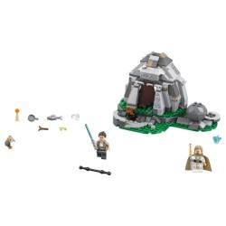 LEGO Star Wars - Treino na Ahch-To Islan (241pcs) 2018