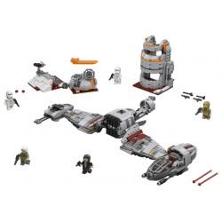 LEGO Star Wars - Defesa de Crait - (746pcs) 2018