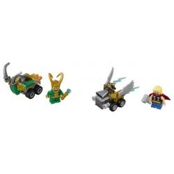 LEGO Super Heroes - Thor vs. Loki - (79pcs) 2018