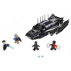 LEGO Super Heroes - Royal Talon Fighter Attack () 2018
