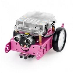 Robótica - Robô Educativo MBOT Rosa V1.1 2,4G - 90109