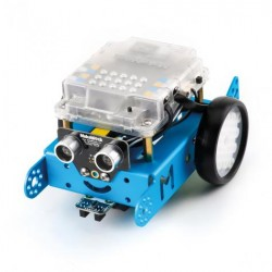 Robótica - Robô Educativo MBOT Azul V1.1 2,4G - 90058