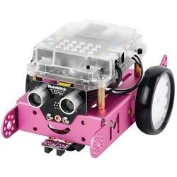 Robótica - Robô Educativo MBOT Rosa V1.1 Bluetooth - 90107