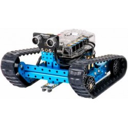 Robótica - Robô Educativo MBOT Azul Ranger Bluetooth - 90092