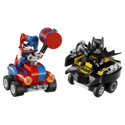 LEGO Super Heroes - Batmam vs. Harley Quinn (86pcs) 2018