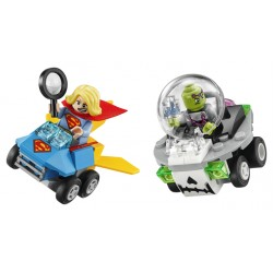 LEGO Super Herores - Supergirl vs. Brainiac (80pcs) 2018