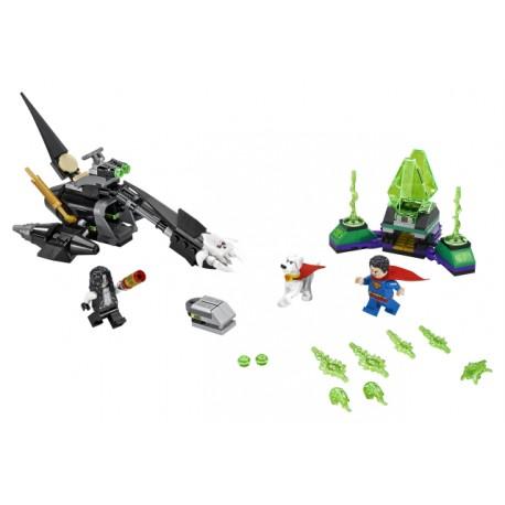 LEGO Super Heroes - Superman & Krypto Team-Up (199pcs) 2018