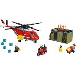 LEGO CITY - Corpo de intervenção dos bombeiros (257 pcs.) 2017