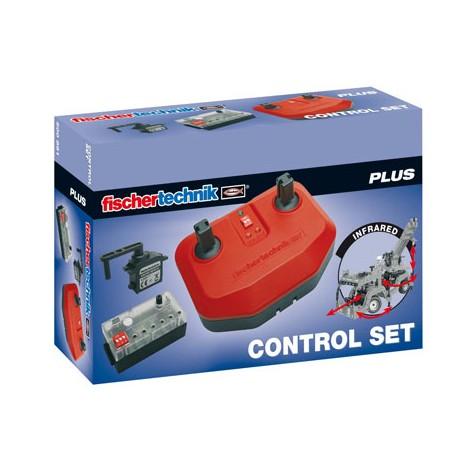 FISCHERTECHNIK PLUS - Acessórios - Controle por IR +9 anos - 500881