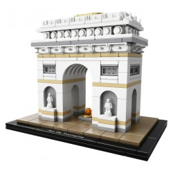 LEGO Architecture - Arco do Triunfo (386pcs) 2017